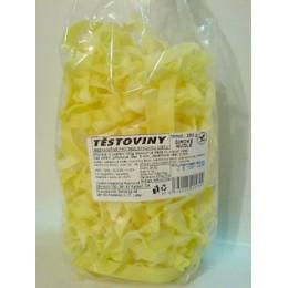 Bezlepkové těstoviny - široké nudle 250g Rytinová