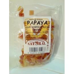 Papaya - sušená nepřislazovaná 100g