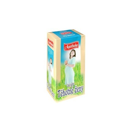Čaj pro těhotné ženy APOTHEKE