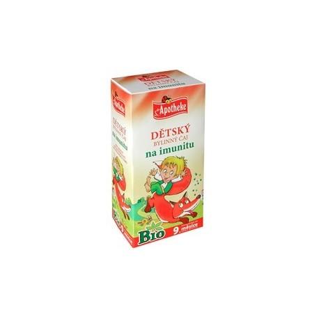Dětský čaj na imunitu BIO APOTHEKE