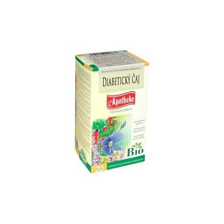 Diabetický čaj APOTHEKE