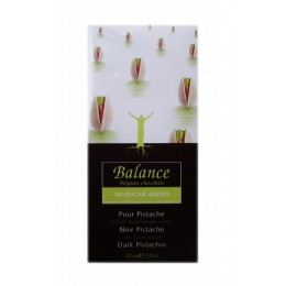 Balance hořká čokoláda s pistáciemi