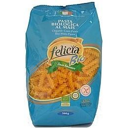 Kukuřično-rýžové těstoviny Felicia - Fusilli 500g