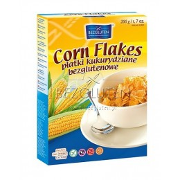 CORN FLAKES kukuřičné lupínky bezlepkové 200g BEZGLUTEN