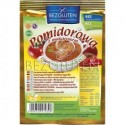 Polévka rajčatová s těstovinami nízkobílkovinná PKU 17g B