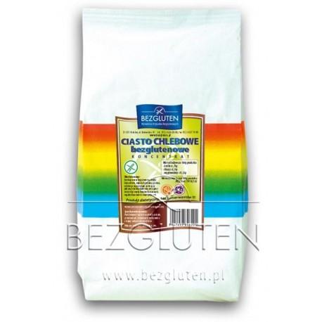 Směs nízkobílkovinného chlebového těsta PKU, 1000g BEZGLUTEN