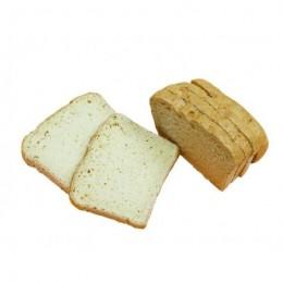 Bílý chléb bezlepkový 250g JIZERKA