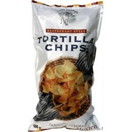 Nacho Tortilla Chips 400g bezlepkové