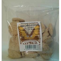 Skořicové sušenky bezlepkové 150g NATURAL