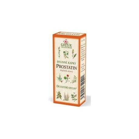 Kapky Prostatin 50 ml Devatero bylin GREŠÍK