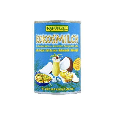 Bio kokosové mléko 400 ml RAPUNZEL