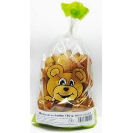Sušenky medové bezlepkové 150g MEDÁNEK