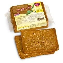 Celozrnný chléb Solena Volkornbrot 250g SCHAR bez lepku