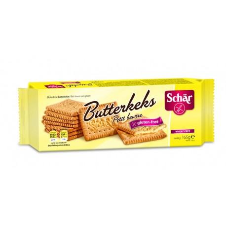 Butterkeks 165g SCHAR bez lepku