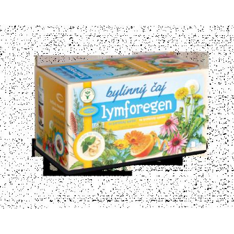 Čaj bylinný Lymforegen na lymf.syst.20x1.5g TOPVET