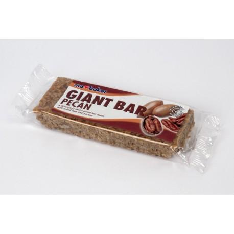 Obří ovesná tyčinka Pekanové ořechy Giant Bar 90g