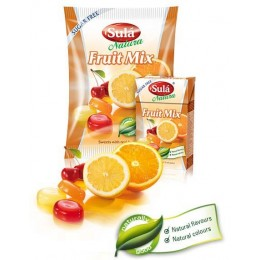 Sula - Fruit mix 44g bez cukru