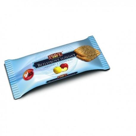 Pravé® hořické sušenky bezlepkové jablečné 50g