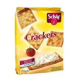 Crackers 210g SCHAR bez lepku