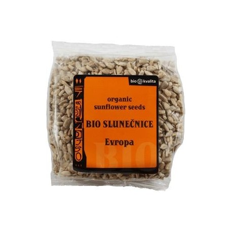 Bio slunečnicové semínko Evropa 150 g BIONEBIO