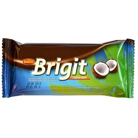 Brigit - tyčinka se sójou a kokosem 90g