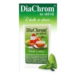 DiaChrom se stévií 80 tbl.
