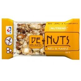 Denuts Ořechová tyčinka Kešu&Mandle 35g