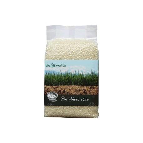 Rýže mléčná bílá 500 g Bio BIONEBIO