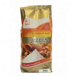 Jizerka - bezlepková směs 1000g - Zlatá - původní