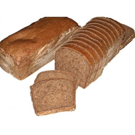 Bezlepkový chleba tmavý toustový 480g Michalík