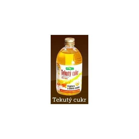 Tekutý cukr 500 ml - nízkokalorický Nova Fruit - Zlaté slazení