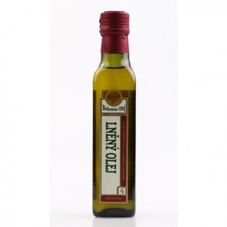 Lněný olej 250ml BO