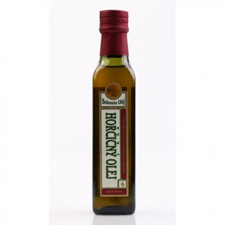 Hořčičný olej 250ml BO