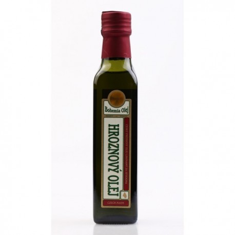 Hroznový olej 250ml BO