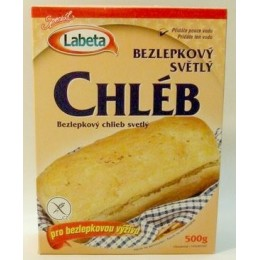 Směs na bezlepkový světlý chléb Labeta