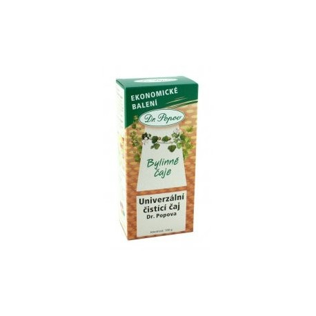 Čaj bylinný univerzální čistící 100g Dr.Popov
