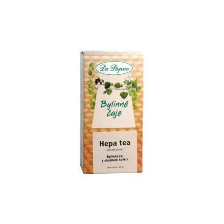 Čaj Hepa tea Dr.Popov 50g MEKKA