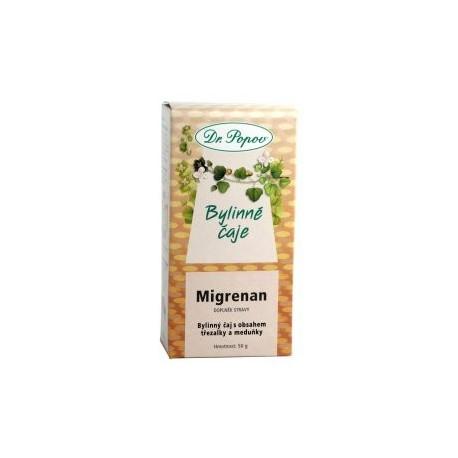 Čaj Migrenan Dr.Popov 50g MEKKA
