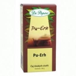 Čaj Pu-Erh 100g čaj čínských císařů Dr. Popov