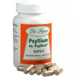 Psyllium zn.Psyllicol cps.120 POPOV