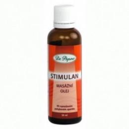 Stimulan - masážní olej 50g Dr.Popov