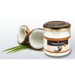 Extra panenský kokosový olej 200ml Health Link BIO