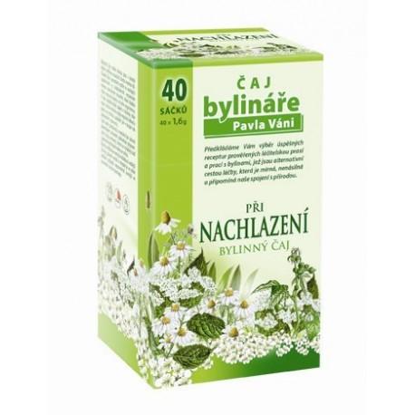 Čaj Váňa Při nachlazení n.s. 40x1.6g