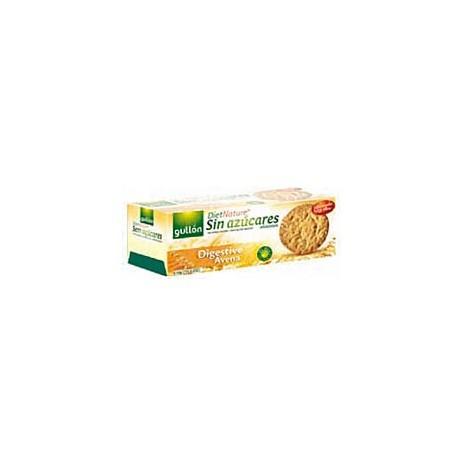 Ovesné sušenky bez cukru 410g GULLON