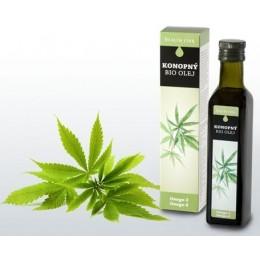 Konopný olej 250ml BIO Health Link