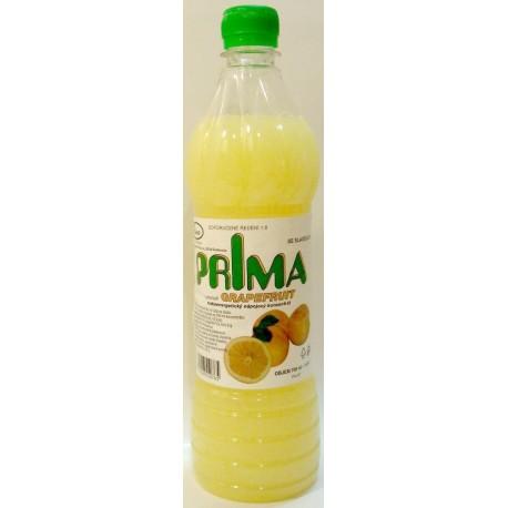 Šťáva – grapefruitová PRIMA se sladidlem