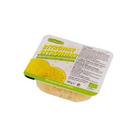 Kandovaná citrónová kůra 100 g BIO bez cukru RAPUNZEL