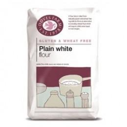 Směs bílá bez lepku 1kg DOVES FARM