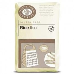 Rýžová mouka bez lepku 1kg DOVES FARM