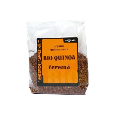 Bio quinoa červená 250 g BIONEBIO
